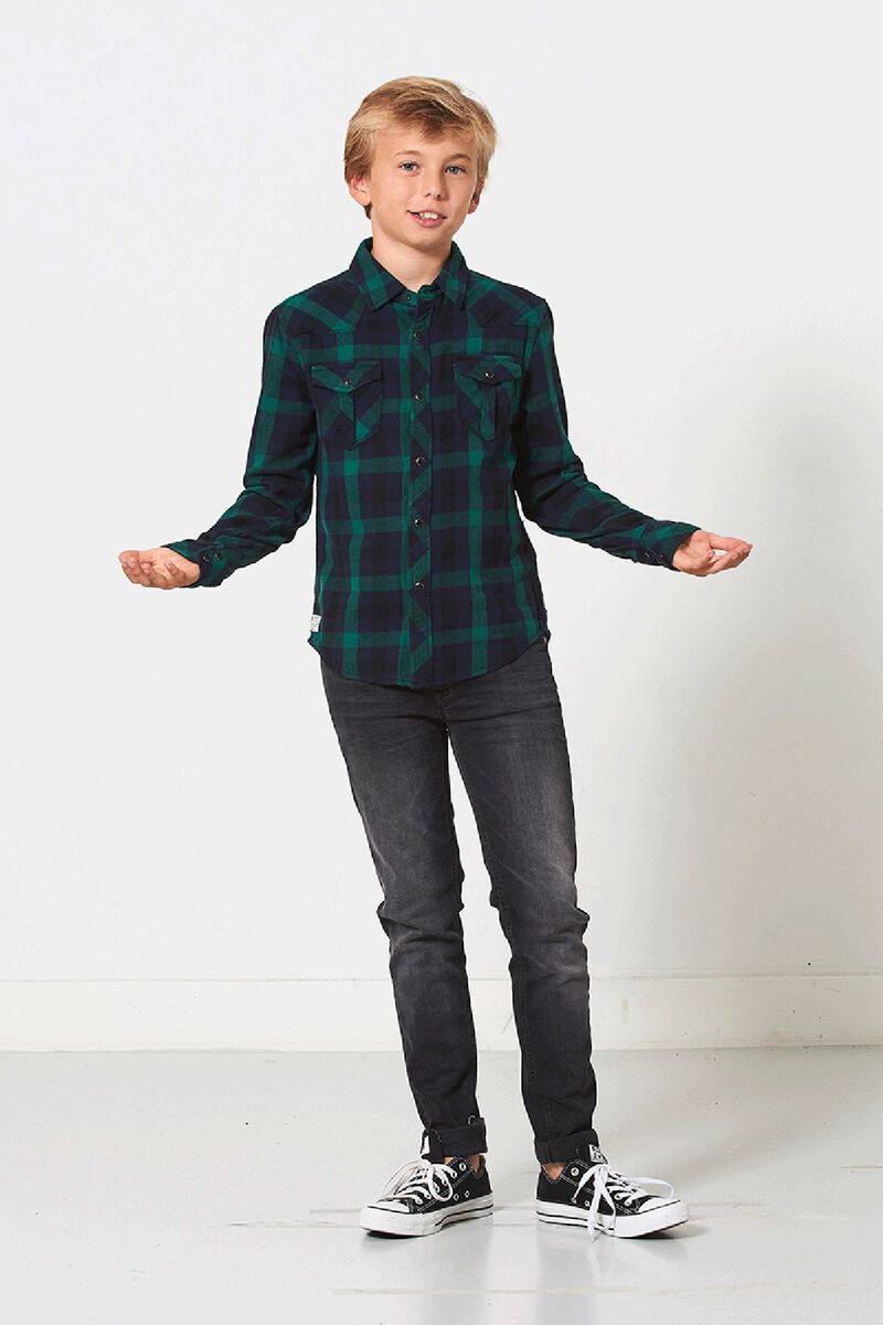 Overhemd Brennan Jr.
