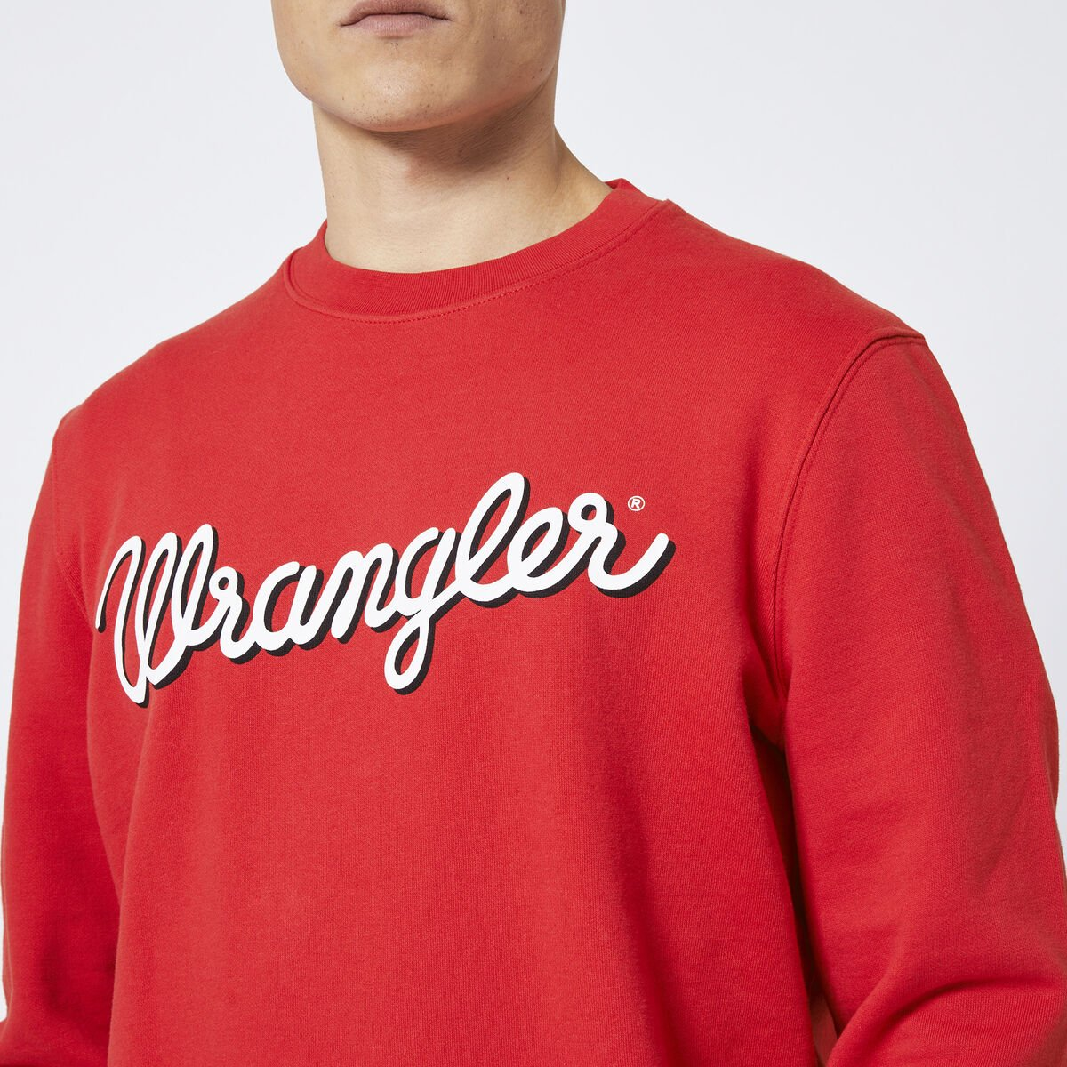Sweater Regular crew sweat