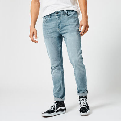 Slim fit jogdenim stretch