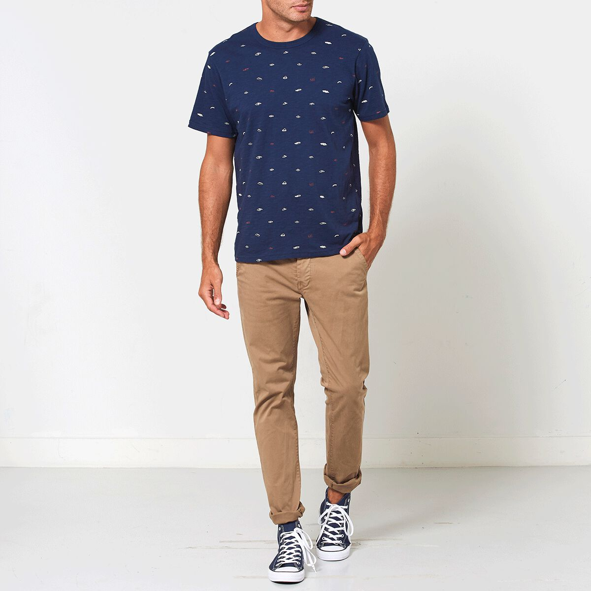 T-shirt Eric AOP