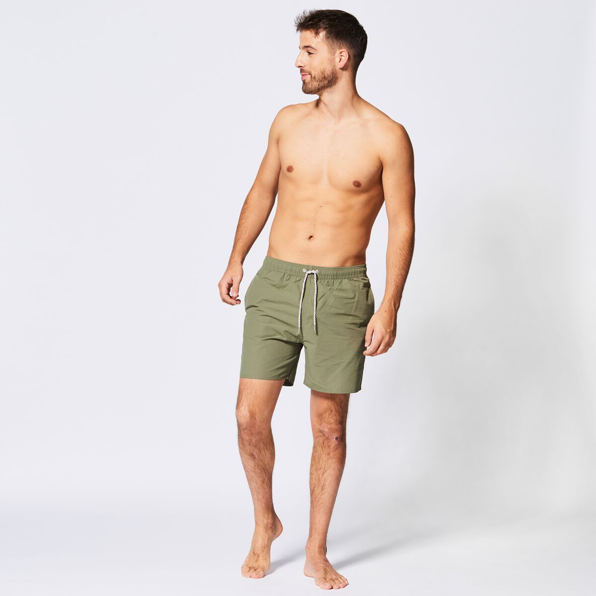 ab2d2a4f3f Men Swimming trunks Arizona Green Buy Online