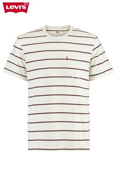 T-shirt Levi's SUNSET POCKET