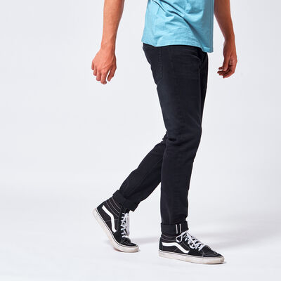 schmale Passform-Jeans