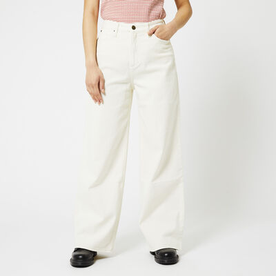 Lee wide leg flared jeans