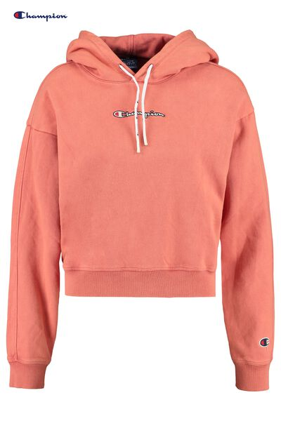 Hoodie Champion clean small Logo