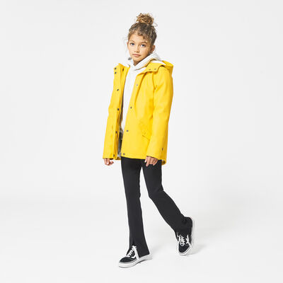 Rain jacket short teddy