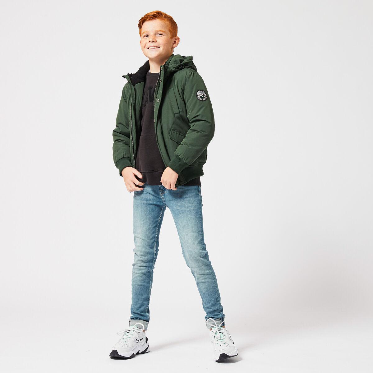 Jacket Javi Jr