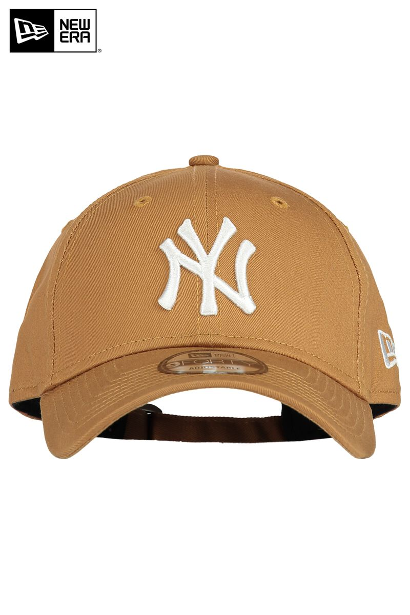 Men Cap New Era League Essential NY Yellow Buy Online 8604aa0644b