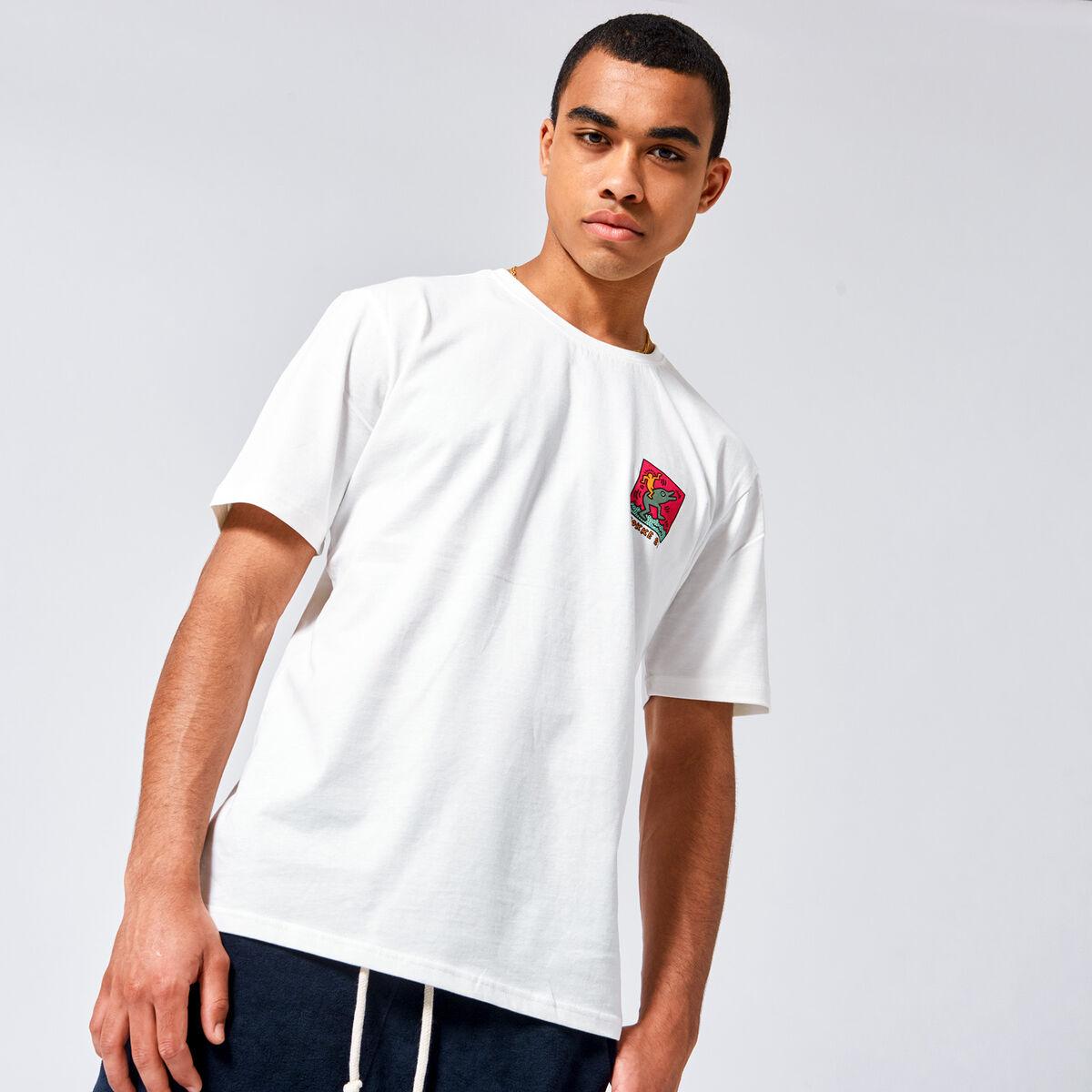 T-shirt Esai Dolphin