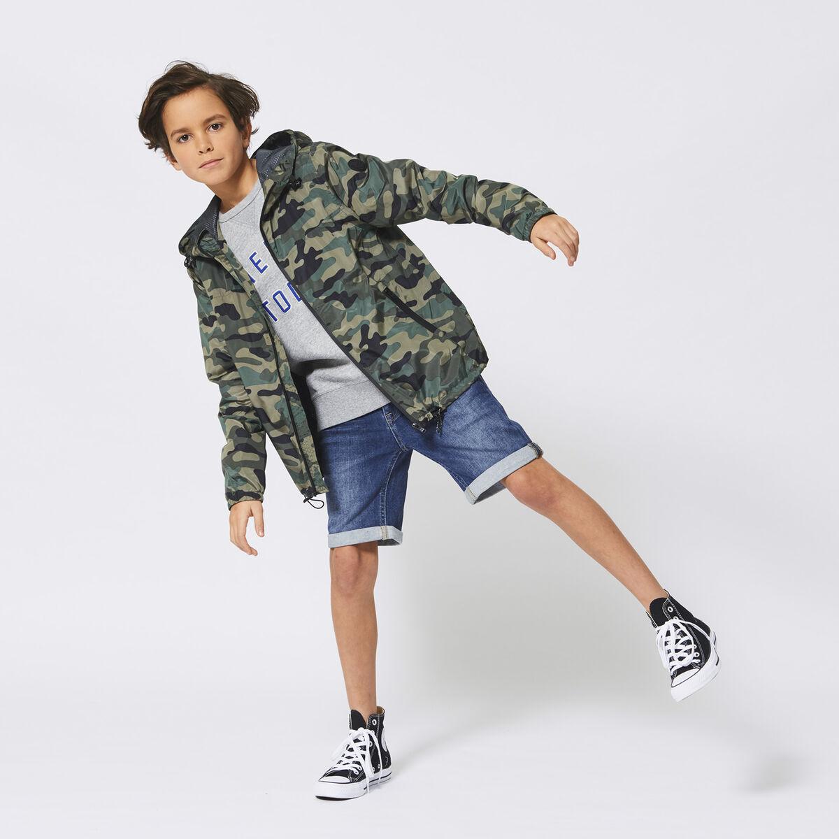 Jacket Justin Jr.
