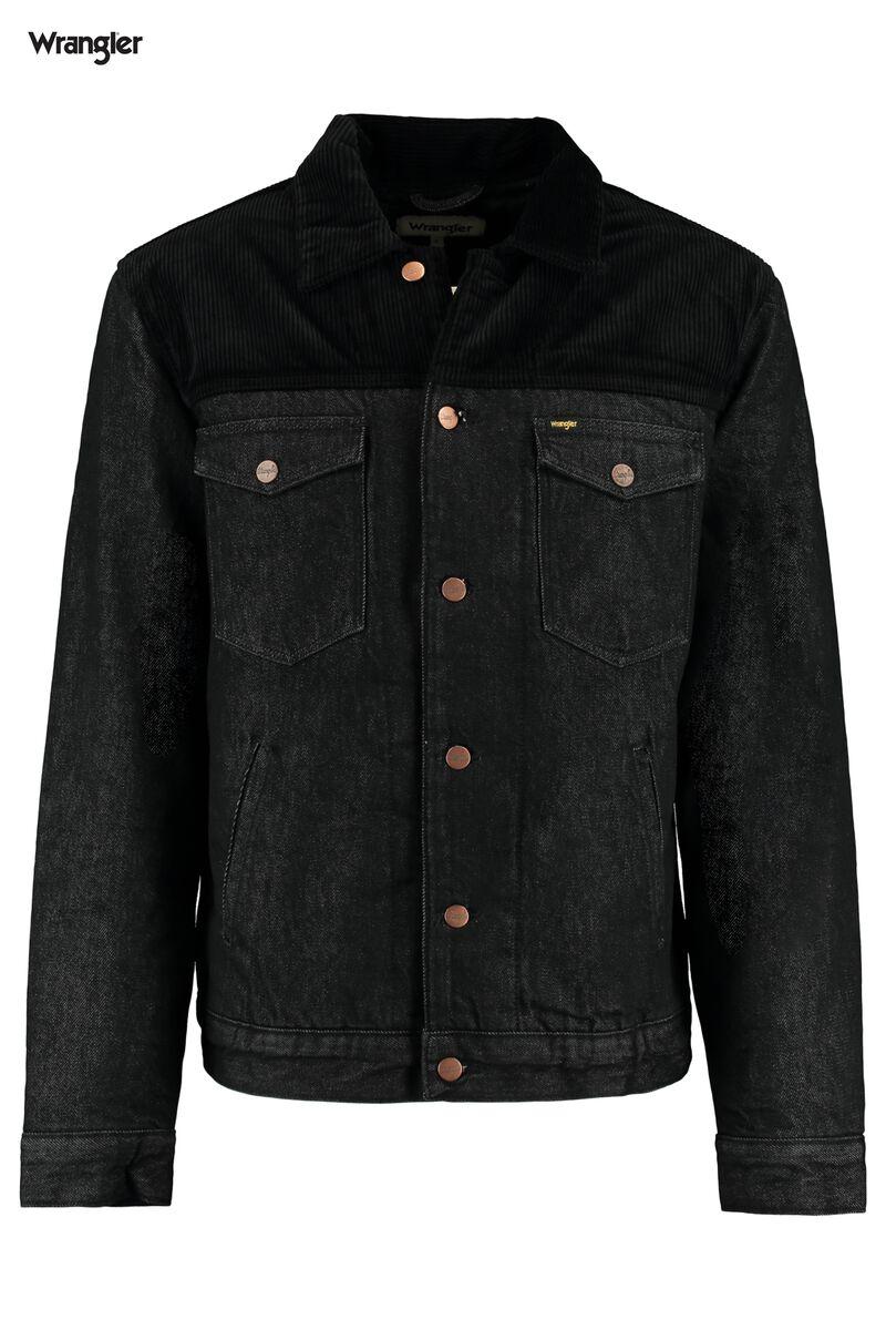 Trucker jacket Sherpa jacket