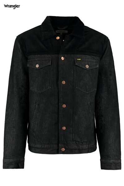 Trucker jacket Wrangler Sherpa