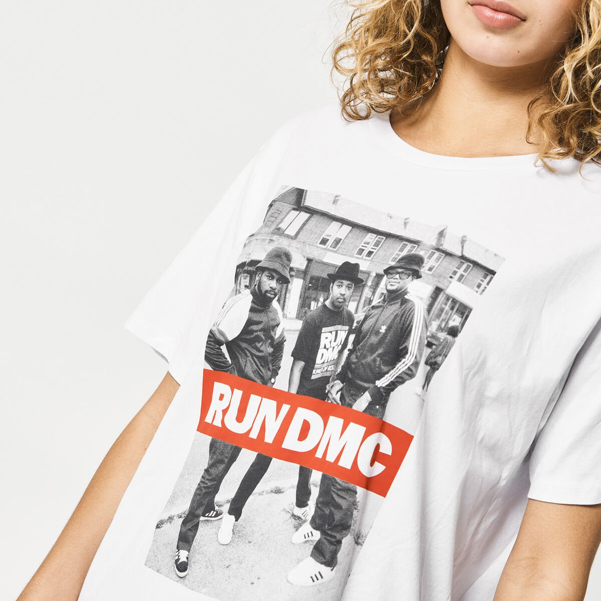 T-shirt Erica run DMC