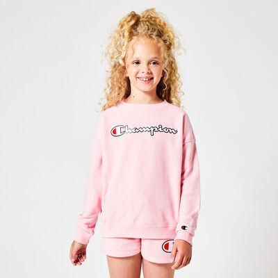 Champion sweater print