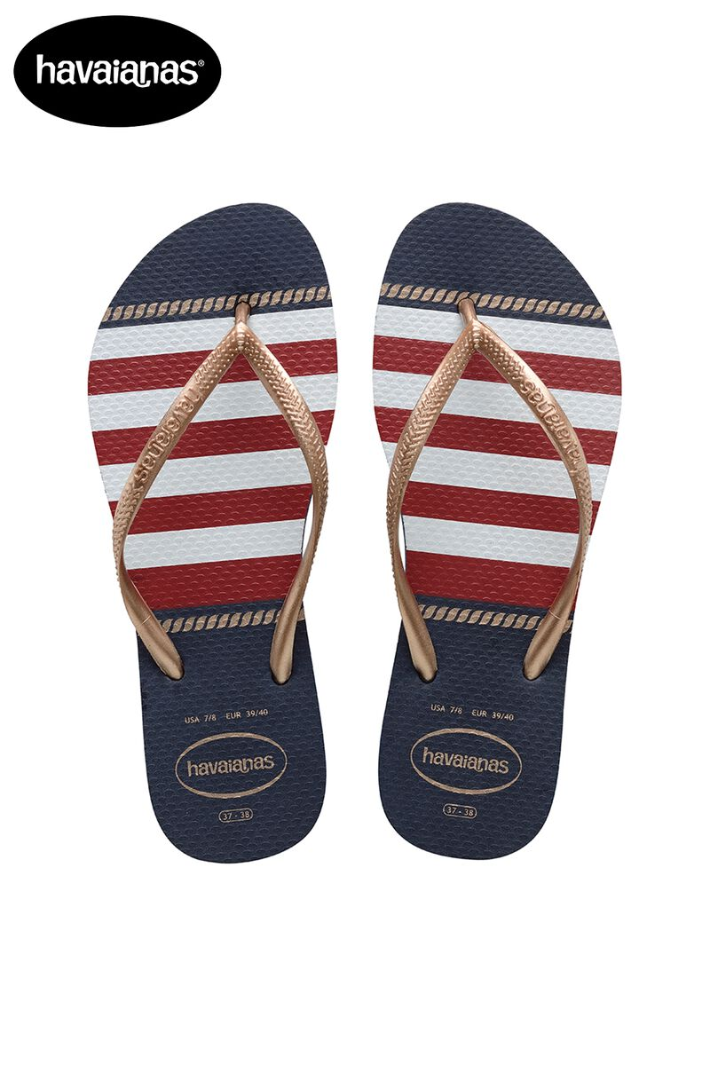 07ee40c15 Women · Shoes · Flip flops. Havaianas Havaianas Slim Nautical