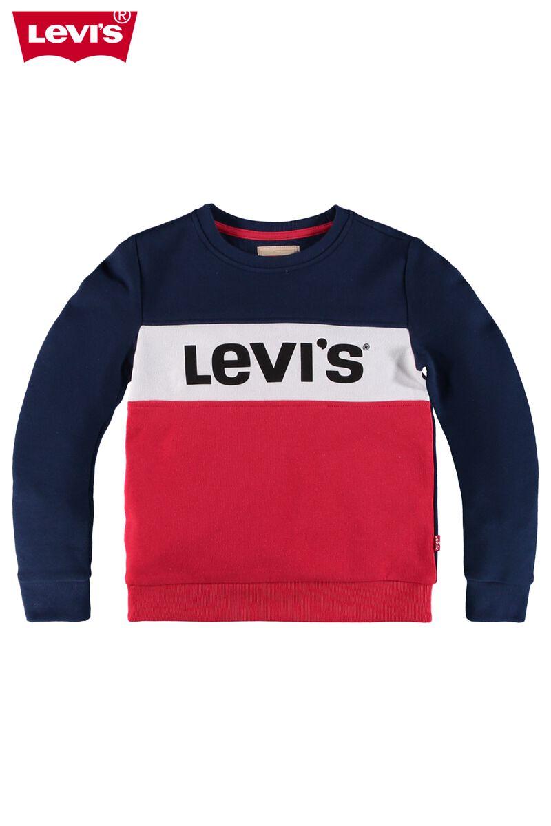 süß Neue Produkte zeitloses Design Girls Sweater Levi's Bioley Black Buy Online