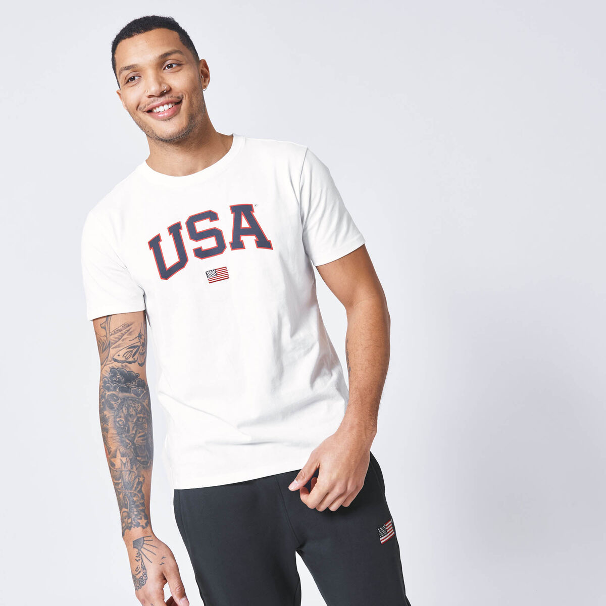 T-shirt Emerson USA