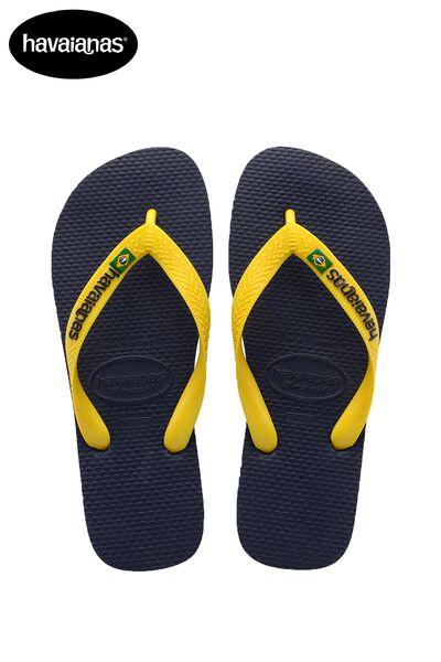 e7b90b7029d6cc Havaianas Brasil logo slippers