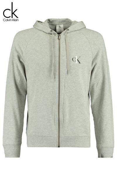 Sweat vest Zip hoodie Calvin Klein