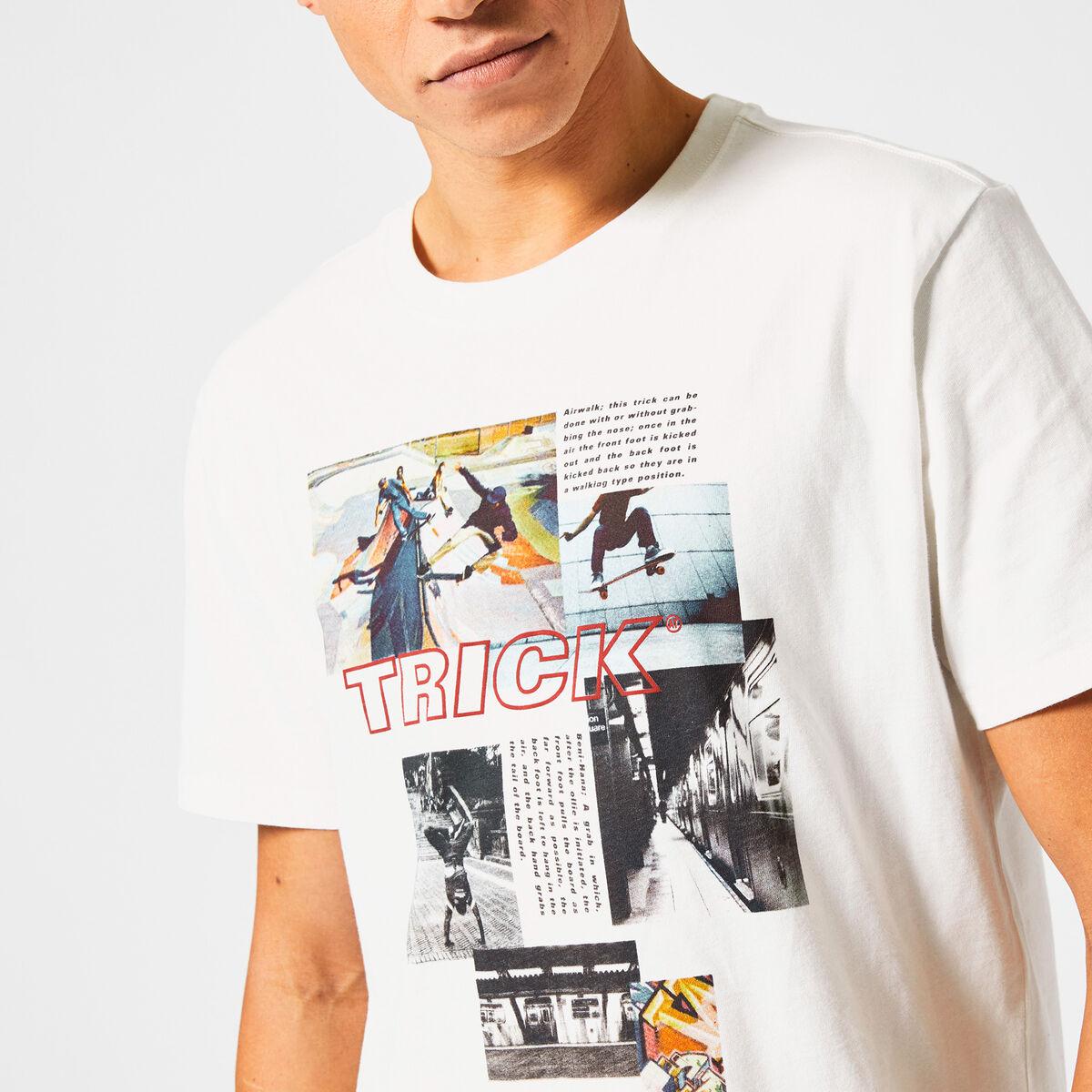 T-shirt Emory trick