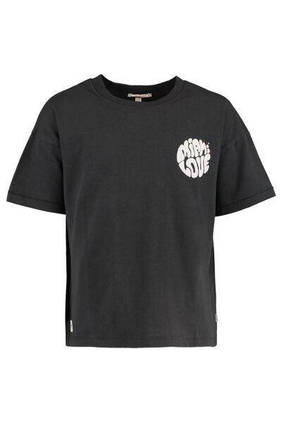 T-shirt Miami print