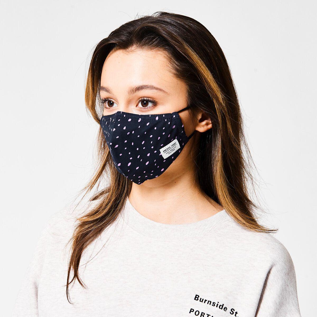 Schutzmaske Face Mask Dot