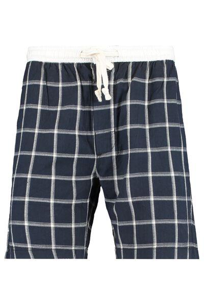 Pyjamashort ruitprint