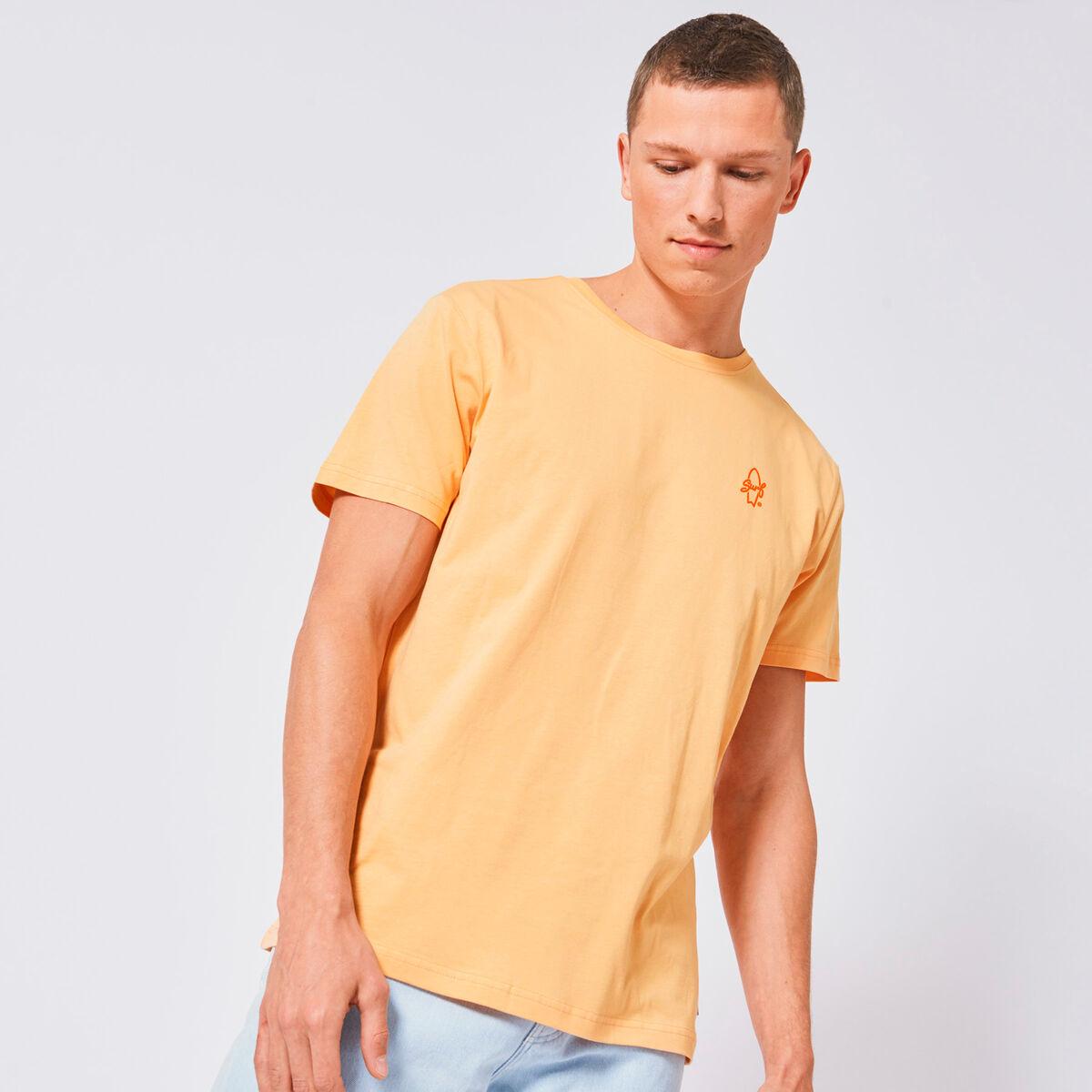 eca4580a2c53 Men T-shirt Eon Coconut Pink Buy Online | America Today