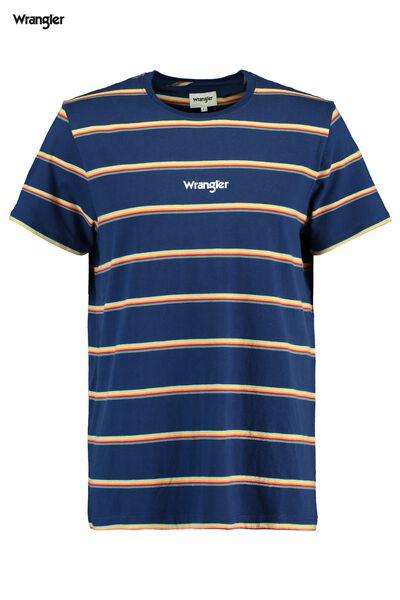 T-shirt Wrangler Stripe