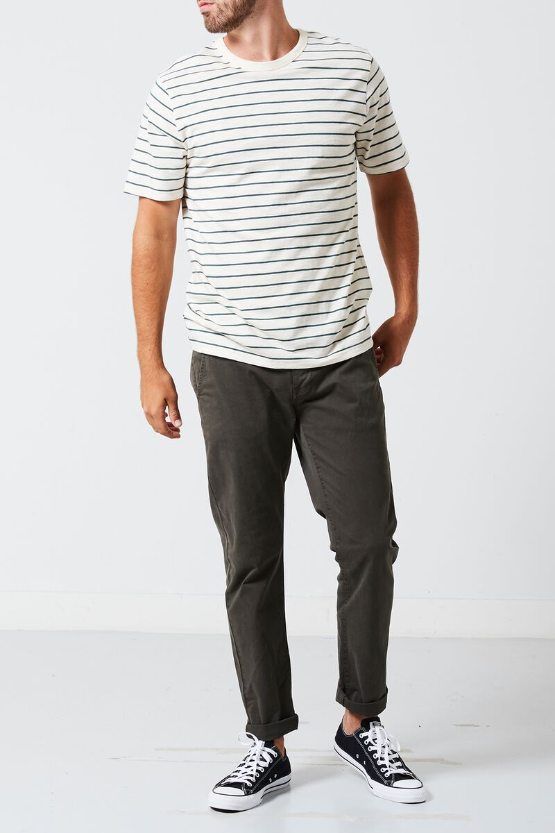 T-shirt Eric stripe