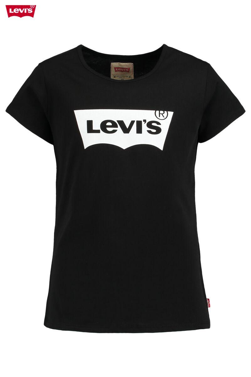 ea9159aac Boys T-shirt Levi s Watt Black Buy Online