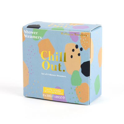 Gift Shower steamer chill out
