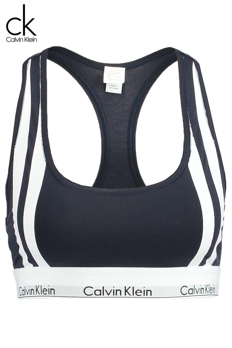 a266e177fb04 Women Bralette Calvin Klein Unlined Blue Buy Online