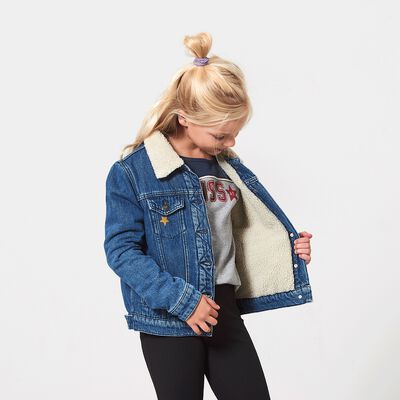 Veste en denim June