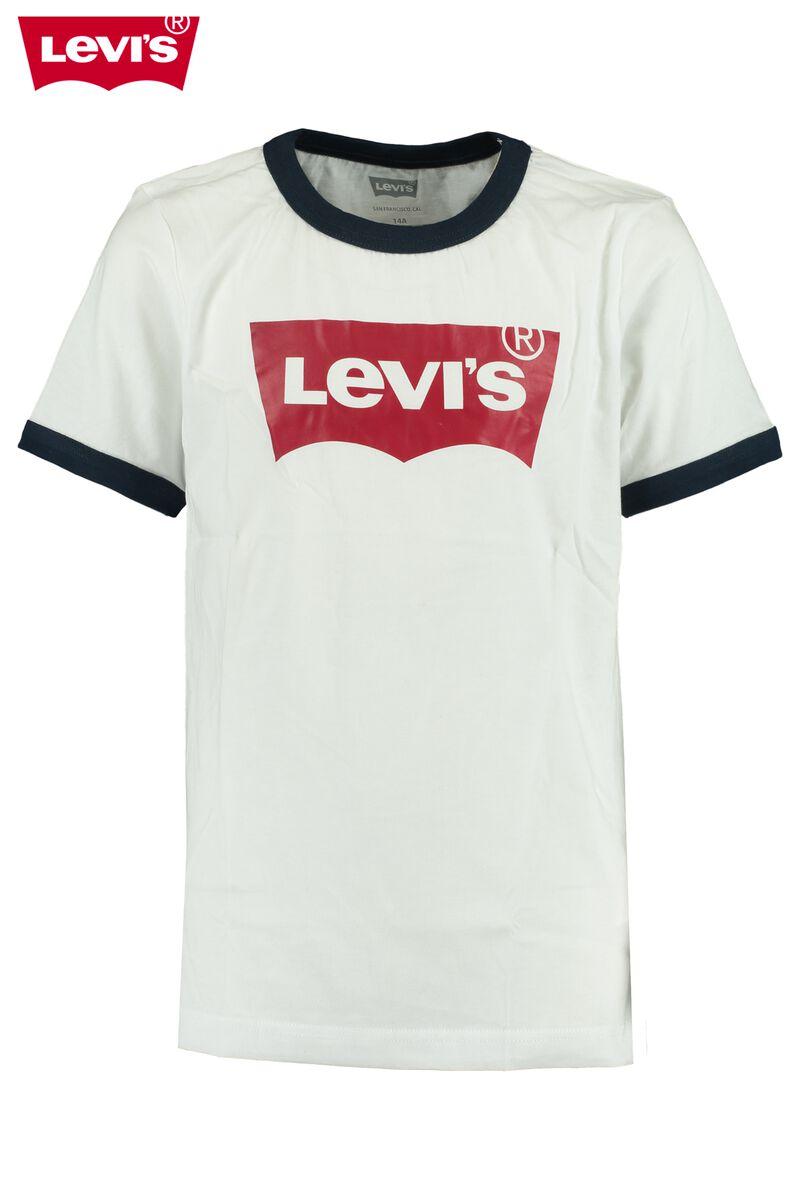 T-shirt Batwing ringertee