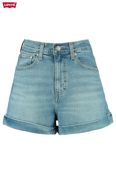 Denim short Levi's Mom A Line