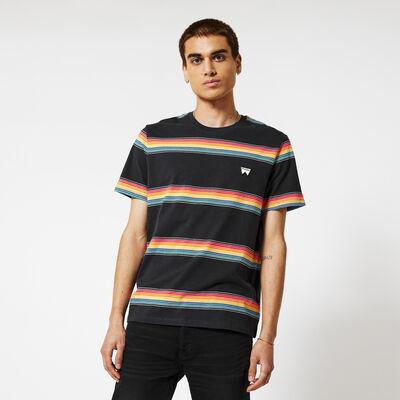 Wrangler t-shirt streepprint