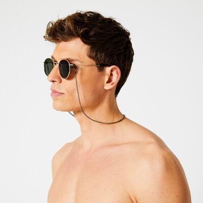 Sunglasses cord metal