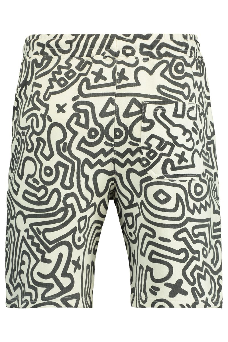 Sweat short Seb AOP
