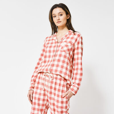 Pyjama shirt Flanel Labello