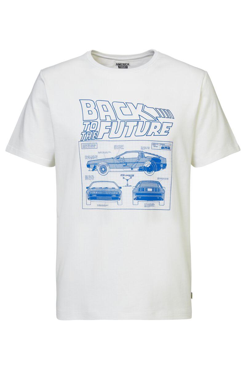 T-shirt Eastwood BTTF