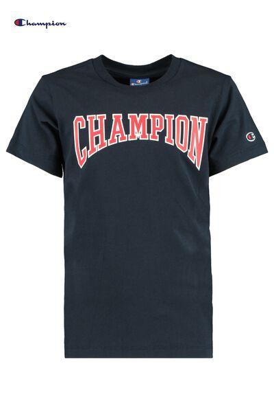 Champion t-shirt print