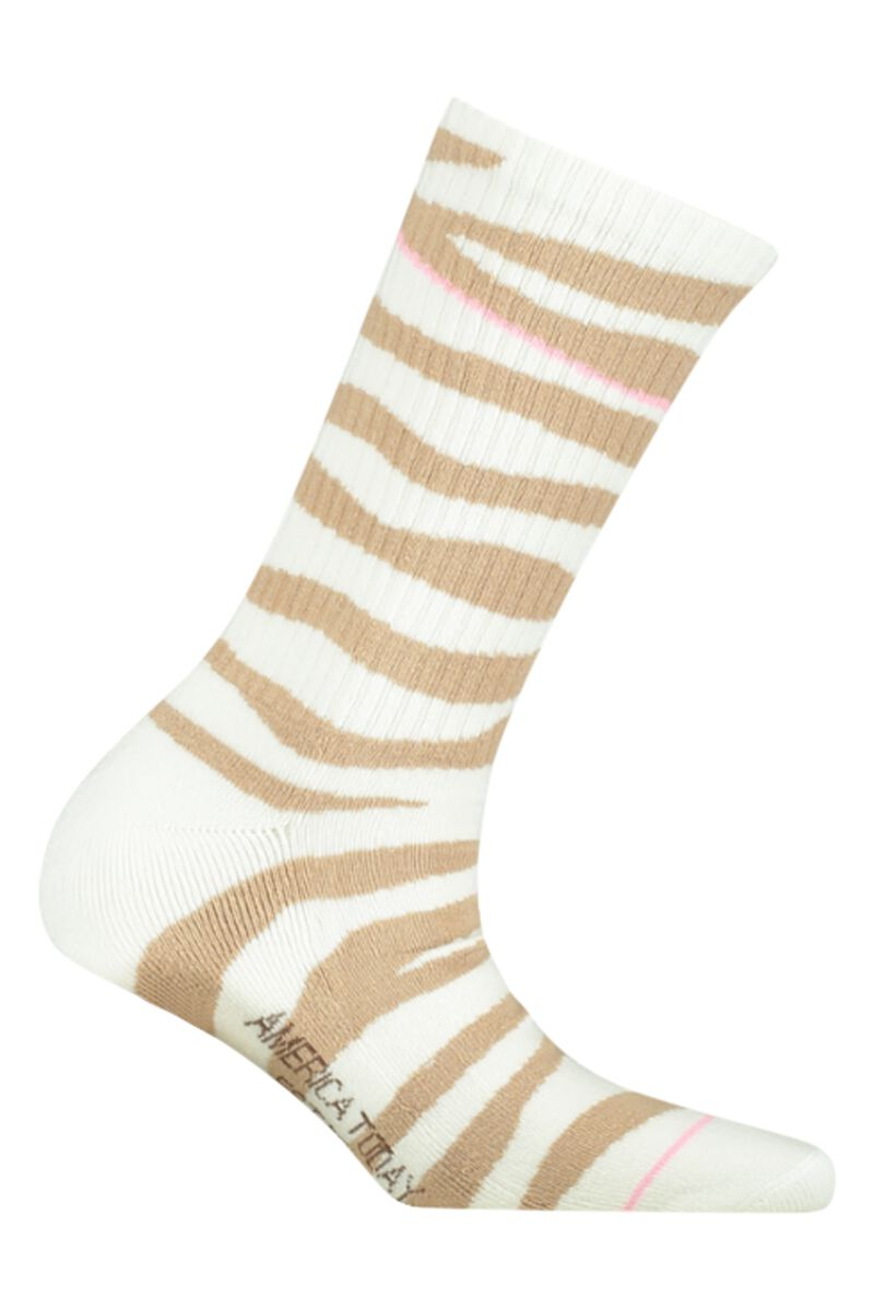 Socks Thabo Zebra