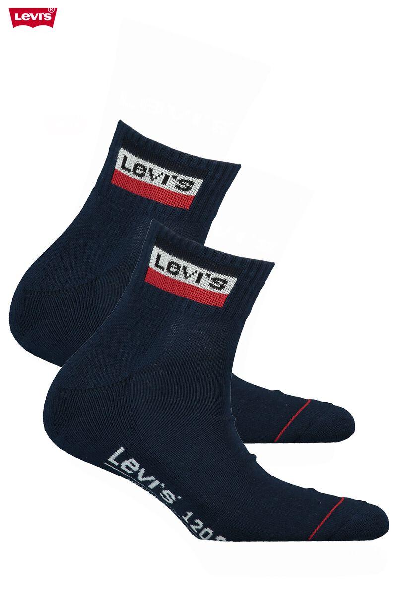 Chaussettes Levi's 120SF Mid Cut 2P