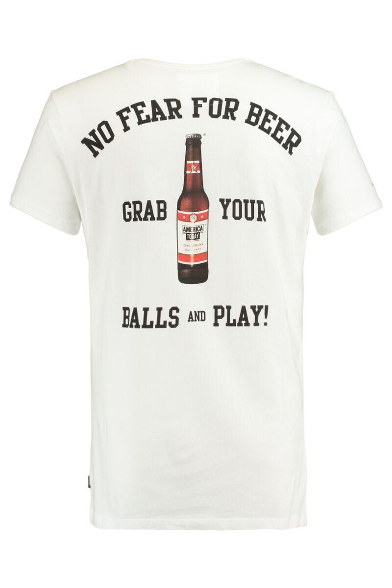 T-shirt Beerpong tee