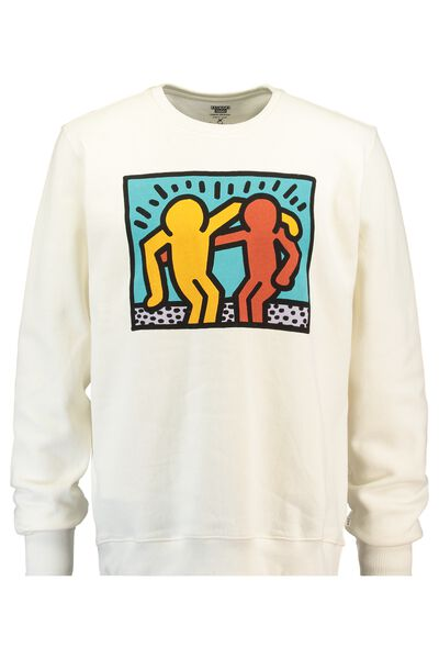 Sweat  Keith Haring Siro