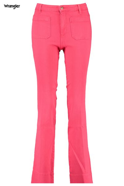Flared jeans Wrangler colored