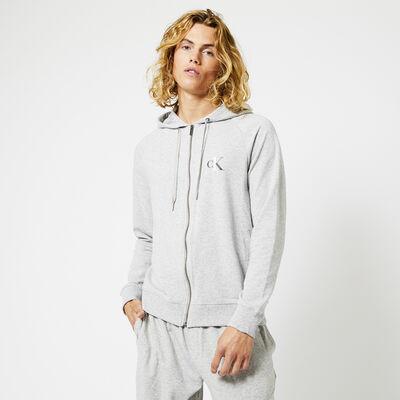 Sweatjacke Zip hoodie Calvin Klein