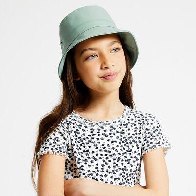 Bucket hat single-color
