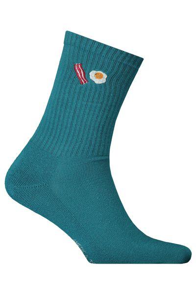 Socks with print
